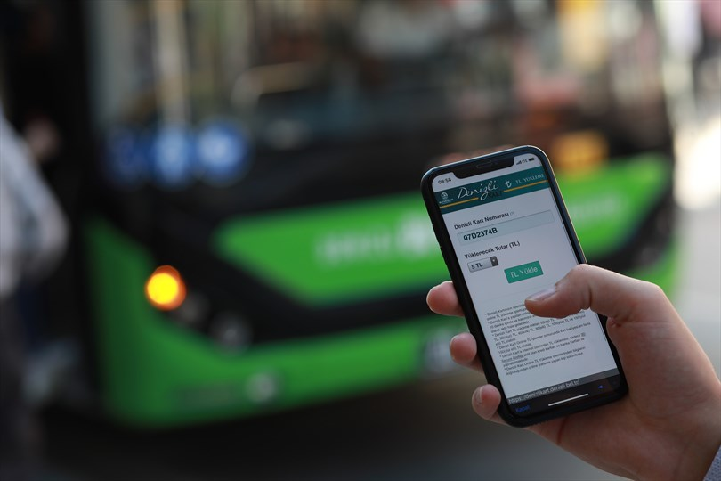 Şehir içi ulaşımda en ekonomik çözüm belediye otobüsleriyle