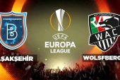Başakşehir – Wolfsberger maçı ne zaman saat kaçta hangi kanalda?