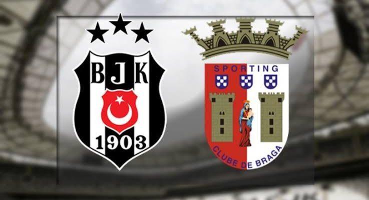 Beşiktaş-Braga UEFA Avrupa Ligi maçı saat kaçta hangi kanalda?