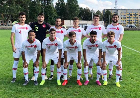 U19 Milli Takımı'nın Avrupa Şampiyonası Eleme Turu aday kadrosu açıklandı