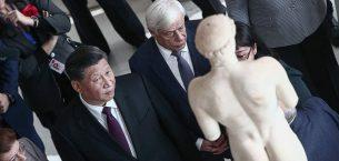 Atina ziyaretini tamamlayan Xi, Çin'in Parthenon Mermerleri'nin iadesi için Yunanistan'ı destekleyeceğini söyledi