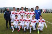 U14 Milli Takım seçme maçları tamamlandı