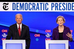 Warren'ın teknoloji alanındaki patlamaları Biden'i gölgede bırakıyor