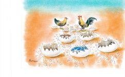 Denizli Büyükşehir Karikatür Yarışması sonuçları açıklandı