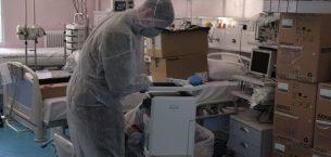 Yunanistan'da Coronavirus: 7 yeni vaka, ölüm yok