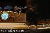 Edirne Belediyesi'nde Refüj Çalışması Devam Ediyor
