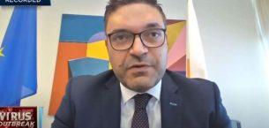 Kıbrıs maliye bakanı turizm için 'felaket yılını' dışladı