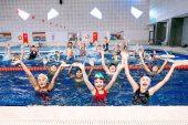 Denzili'de Büyükşehir'in yüzme projeleri Yüzme Federasyonu'na örnek oldu