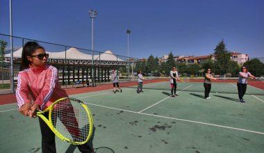 Denizli Büyükşehir spor kursları başlıyor