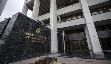 Türkiye Merkez Bankası faiz oranlarını değiştirmedi