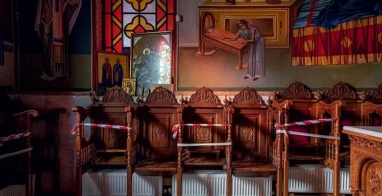 Kilitlenme, kilise hayır kurumlarını mali sıkıntıya sokuyor
