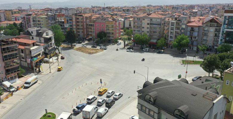Denizli Büyükşehir sokağa çıkma kısıtlamasını fırsata çeviriyor