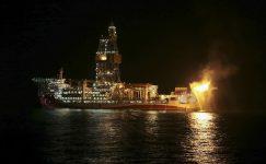 Türkiye, Karadeniz'deki Sakarya sahasında ilk gaz meşalesini yaktı