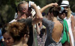 Yunanistan yeni bir sıcak hava dalgasına hazırlanıyor