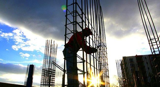 İnşaat sektörü güven endeksinde artış