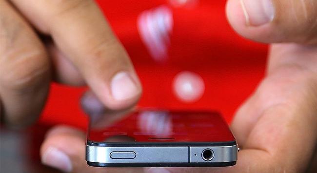 Kişisel verilerin güvenliği için akıllı telefon uyarısı