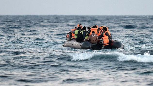 42 sığınmacı ve kaçak yakalandı