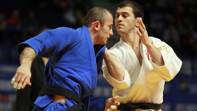 Avrupa Judo Şampiyonası'nda ikinci gün