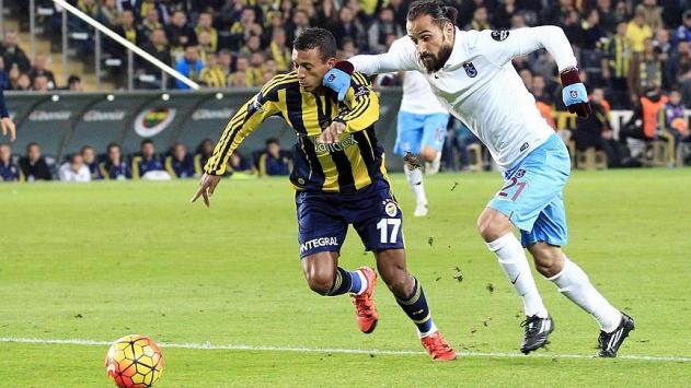 Trabzonspor'un konuğu Fenerbahçe