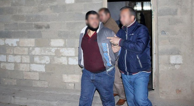 Konya'da DAİŞ operasyonu: 6 gözaltı