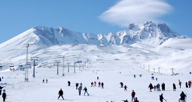 Erciyes, Türkiye'nin 'Alpler'i oluyor