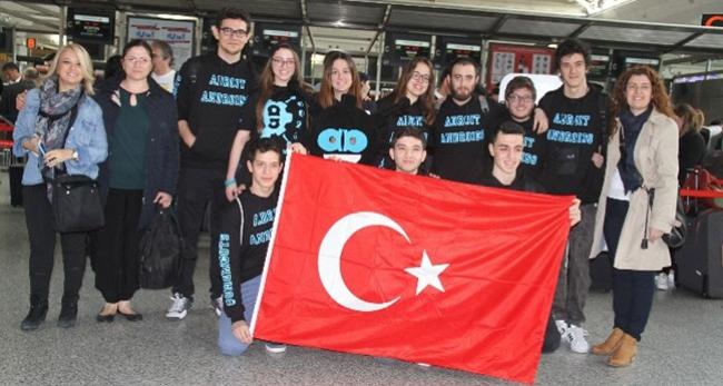 Türkiye'yi Dalton temsil edecek