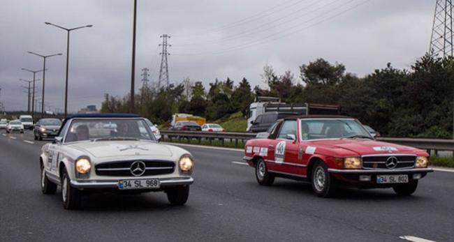 MercedesBenz Bahar Rallisi 2016 başladı