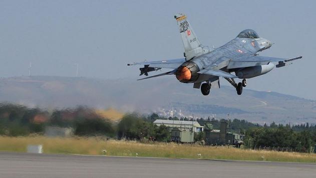 67 hava harekatında 492 DAİŞ üyesi öldürüldü