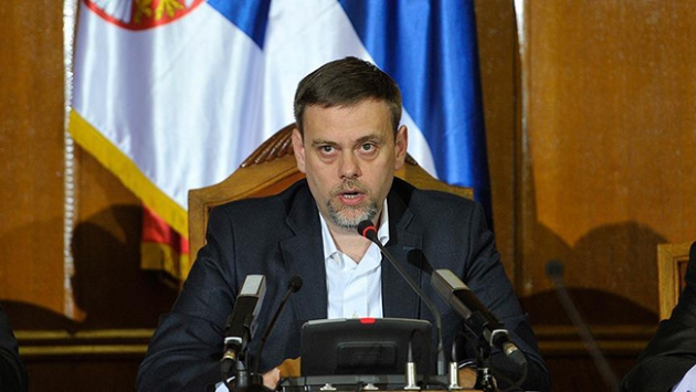 Sırbistan'da oyların yüzde 75'i sayıldı