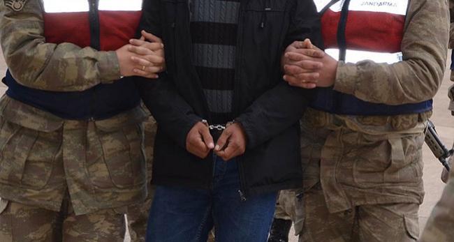 Kilis'te terör örgütü DAİŞ üyesi 2 kişi yakalandı