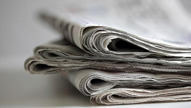 Gazete Manşetleri  2 Mayıs 2016
