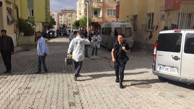 Suriye'den Kilis'e 3 roket mermisi atıldı