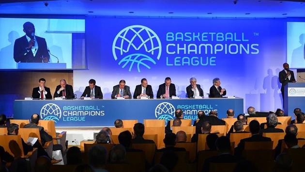 Basketbol Şampiyonlar Ligi'ne 12 Türk takımı kayıt yaptırdı