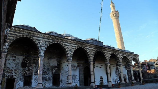 'Sur'da tarihi eserler restore edilecek