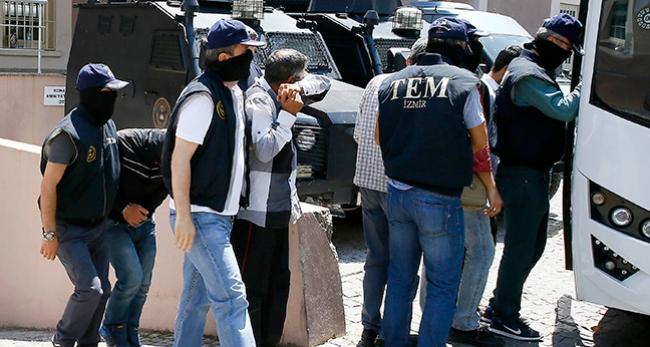 Soma'daki terör saldırısının failleri adliyede