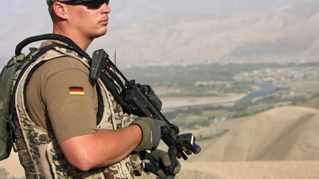 Alman ordusu büyütülüyor