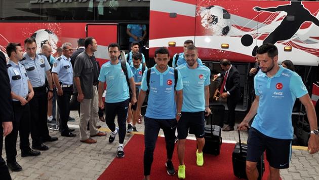 A Milli Takım'ın EURO 2016 serüveni başlıyor