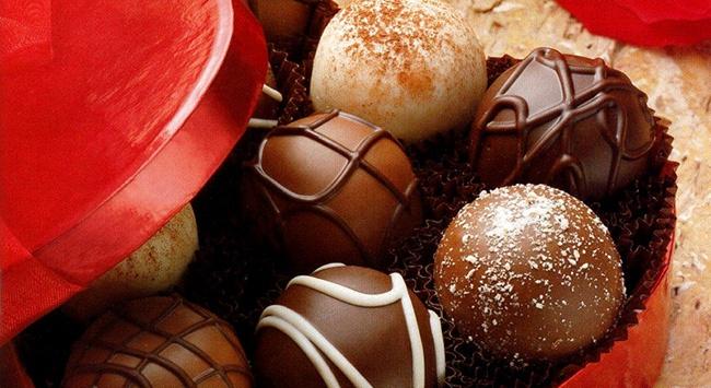 Milyar dolarlık çikolata aşkı