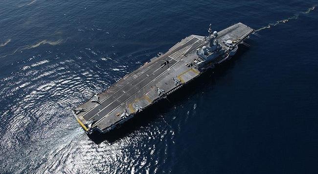 Fransa, Ortadoğu'ya uçak gemisi gönderecek