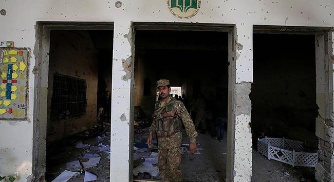 Pakistan'daki kanlı okul saldırısının planlayıcısı öldürüldü