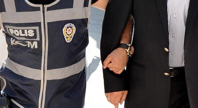 İzmir merkezli FETÖ/PDY operasyonu