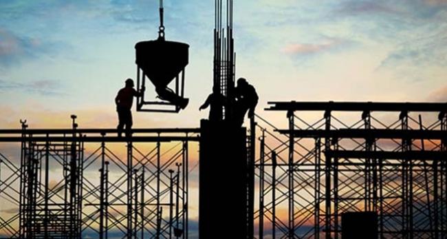 İngilterede inşaat sektörü daraldı