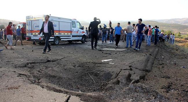 Bingöl'deki terör saldırısında yaralanan polis memuru şehit oldu