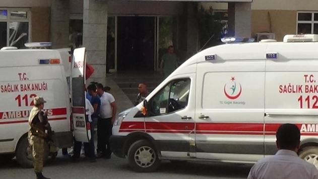 Siirtte PKK'ya yönelik operasyon: 1 şehit, 4 yaralı