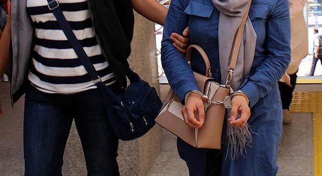 Ankara'da FETÖ'nün 'bölge kadın imamı' tutuklandı