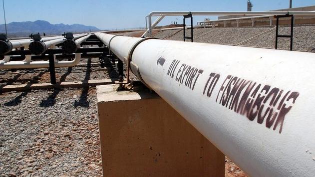 KerkükCeyhan hattında petrol akışı başladı