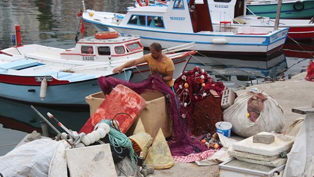 Balıkçılar vira bismillah demeye hazırlanıyor