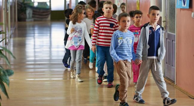 Saraybosna'daki ilkokul, FETÖ endişesindeki ailelerin yeni adresi