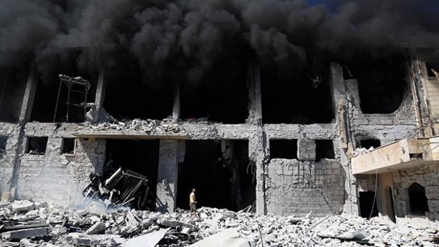 Esed rejimi ve Rus ordusu katliamlarına devam ediyor