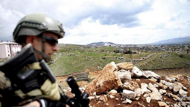 Tunceli'de terör operasyonunda 1 terörist etkisiz hale getirildi